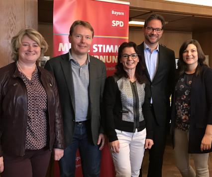 Unserere Bundestagskandidaten*innen
