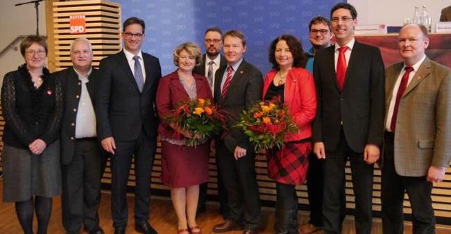 Neuwahl NiederbayernSPD 2015