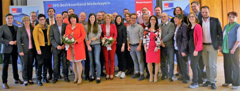 SPD Bezirksvorstand Niederbayern