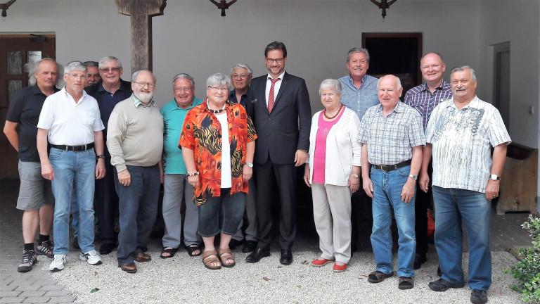 SPD Senioren für mehr soziale Gerechtigkeit